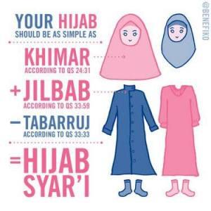 hijab syar'i