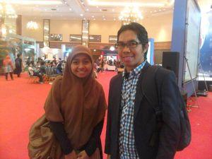 me and a fuadi