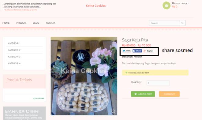 Keina Cookies
