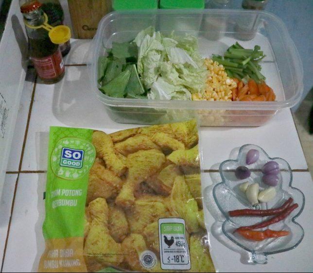 Dapur Kreasiku Nugget Tahu: Praktisnya Menyiapkan Piring Gizi Seimbang Dengan Ayam