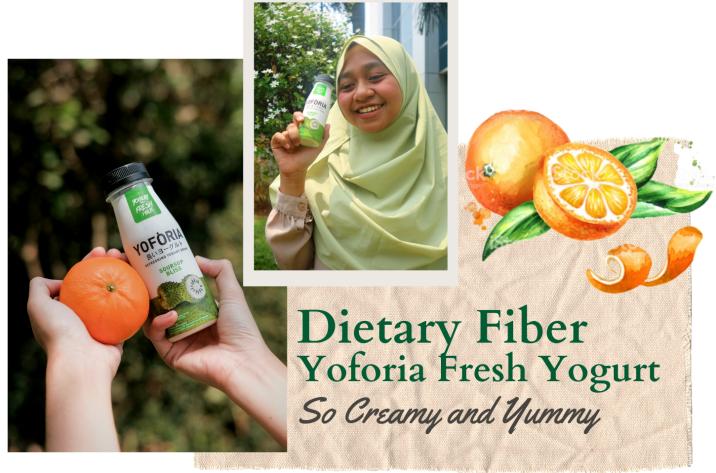 Yovoria Yogurt with Dietary Fiber